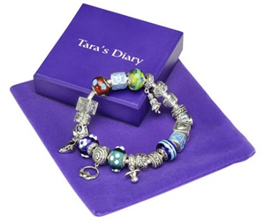 Celtic Charm Bracelet Packaging