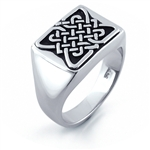 Mens Celtic Rings UC1