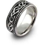 Celtic Mens Rings