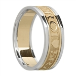 Ladies Celtic Wedding Rings LG-WED255