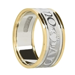Mens Celtic Wedding Rings MG-WED188