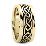 Unisex Celtic Wedding Rings UUG-HM215