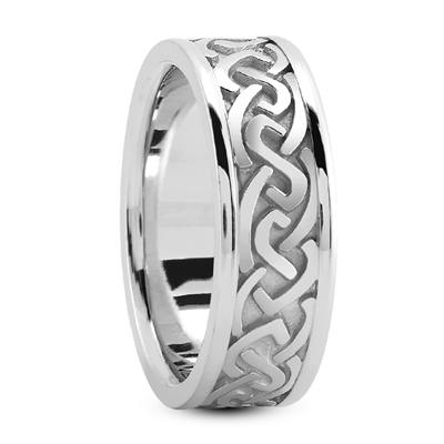 Celtic Wedding Rings UUG-HM219