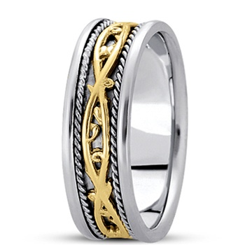 Celtic Wedding Rings UUG-HM292