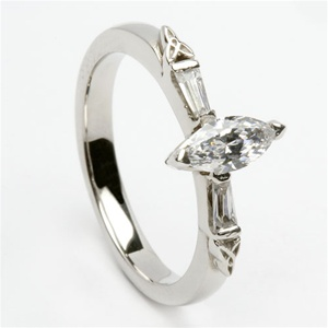 Celtic Engagement Rings LG-ENG17