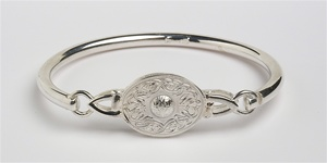 Celtic Warrior Bangle Bracelet B-WB8