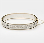 Celtic Warrior Bangle Bracelet B-BCT69