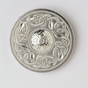 Celtic Warrior Brooches WBH5