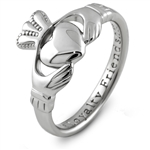 Ladies Claddagh Ring SL-SL92