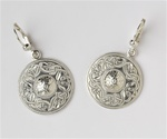 Celtic Warrior Earrings E-WE2