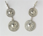 Celtic Warrior Earrings E-WE3