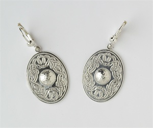 Celtic Warrior Earrings E-WE7