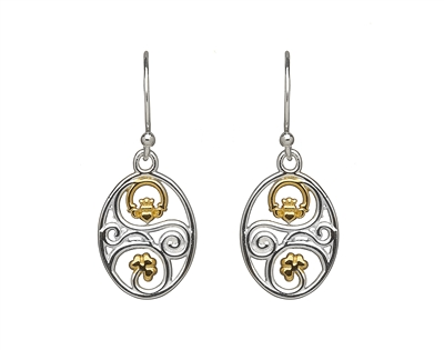 Celtic Earrings ES01049