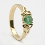Celtic Engagement Rings LG-ENG1