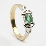 Celtic Engagement Rings LG-ENG2
