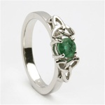 Celtic Engagement Rings LG-ENG3