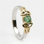 Celtic Engagement Rings LG-ENG4