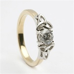 Celtic Engagement Rings LG-ENG6