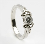 Celtic Engagement Rings LG-ENG7