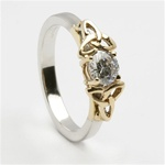 Celtic Engagement Rings LG-ENG8