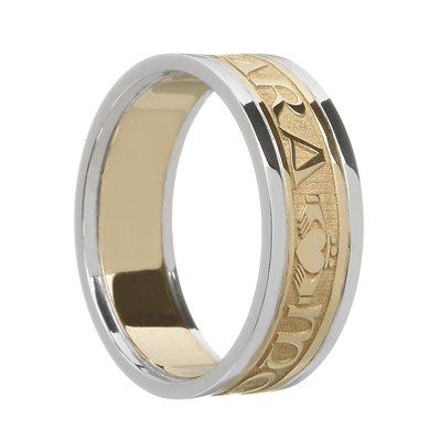 Ladies Celtic Wedding Rings LG-WED185