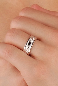 Celtic Wedding Rings WED223 ZOOM