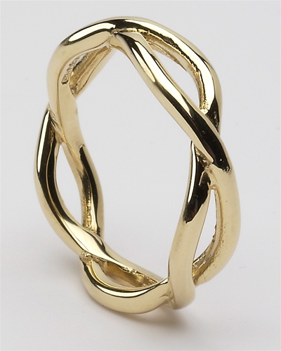 Mens Celtic Infinity Wedding Rings Mg Wed164 Made In Ireland View Larger Photo Email