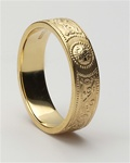 Unisex Celtic Wedding Rings UG-WED24