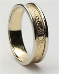 Celtic Wedding Rings UG-WED25