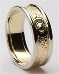 Celtic Wedding Rings UG-WED26