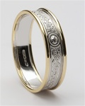 Celtic Wedding Rings UG-WED27