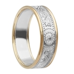 Celtic Wedding Rings UG-WED28