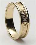 Celtic Wedding Rings UG-WED29