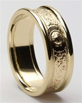Celtic Wedding Rings UG-WED30