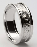 Celtic Wedding Rings UG-WED32