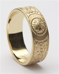Celtic Wedding Rings UG-WED33