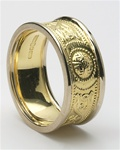 Celtic Wedding Rings UG-WED35