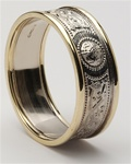 Celtic Wedding Rings UG-WED36