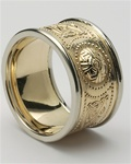 Celtic Wedding Rings UG-WED37
