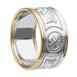 Celtic Wedding Rings UG-WED38