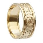 Celtic Wedding Rings UG-WED39
