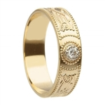 Celtic Wedding Rings UG-WED44