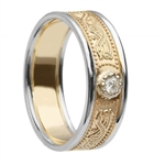 Celtic Wedding Rings UG-WED45