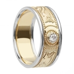 Celtic Wedding Rings UG-WED46