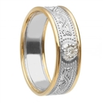 Celtic Wedding Rings UG-WED47