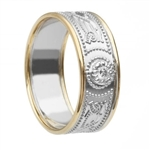 Celtic Wedding Rings UG-WED48