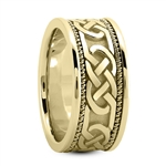 Unisex Celtic Wedding Rings UUG-HM216