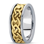 Celtic Wedding Rings UUG-HM220