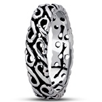 Celtic Wedding Rings UUG-HM254