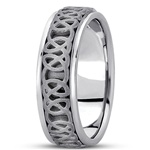 Celtic Wedding Rings UUG-HM264